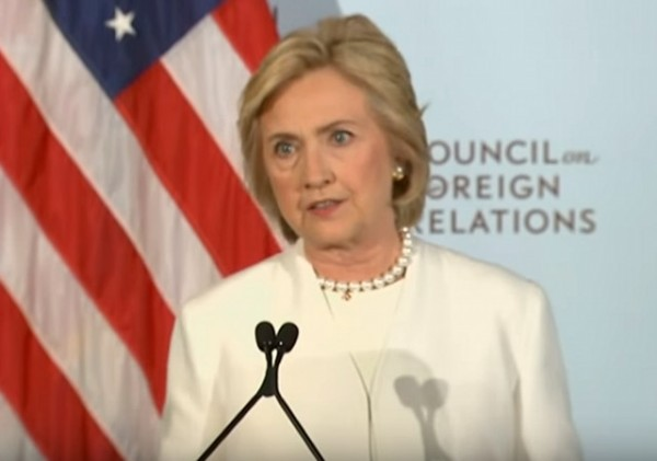 Hillary Clinton ISIS Speech