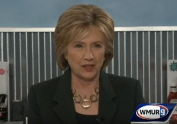 Hillary Clinton Marines Story