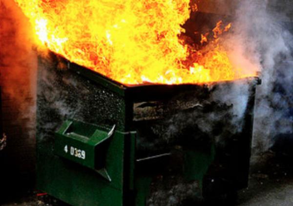 Obamacare dumpster fire