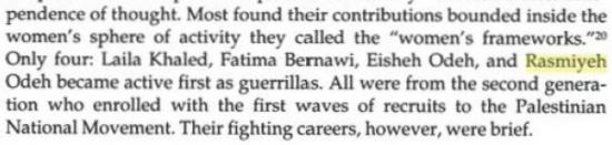 Rasmiyeh Odeh Daughters of Palestine page 24 - excerpt