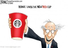 Bernie Red Cup