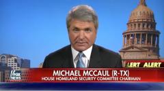 Rep McCaul