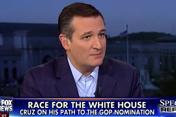 Ted Cruz on Special Report