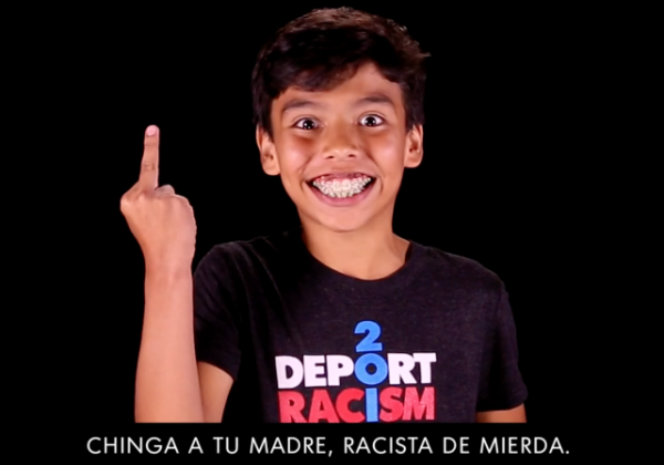 children profanity deport racism saturday night live snl donald trump immigration amnesty republican president 2016