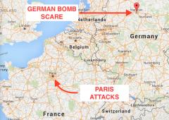 hanover germany paris france attacks