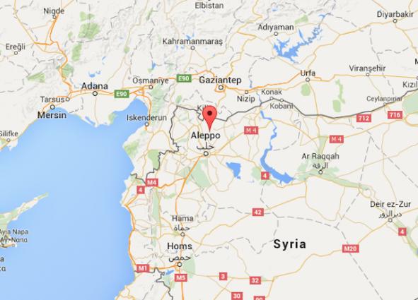 marea aleppo syria