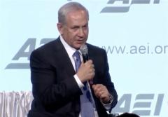 netanyahu AEI November 2015