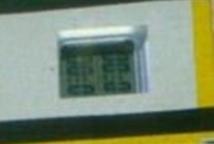 Air France Fake Bomb clock mechanism