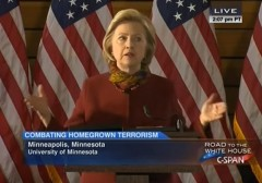 Hillary Empty Slogans