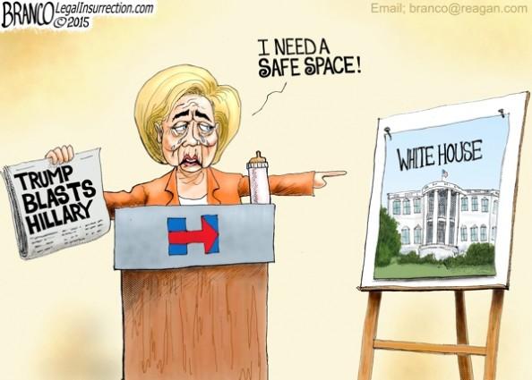 Crybaby Hillary