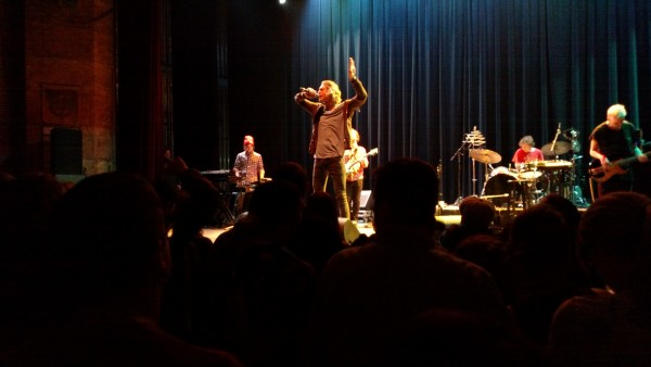Matisyahu on Stage Ithaca 1