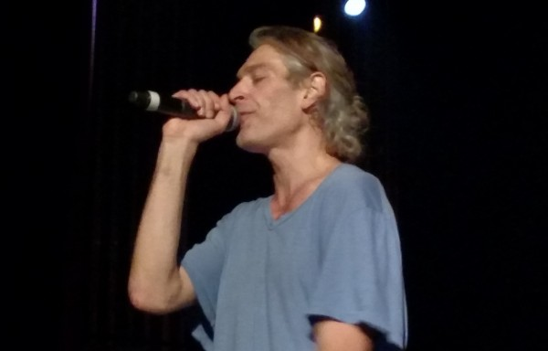Matisyahu on Stage Ithaca Close Up