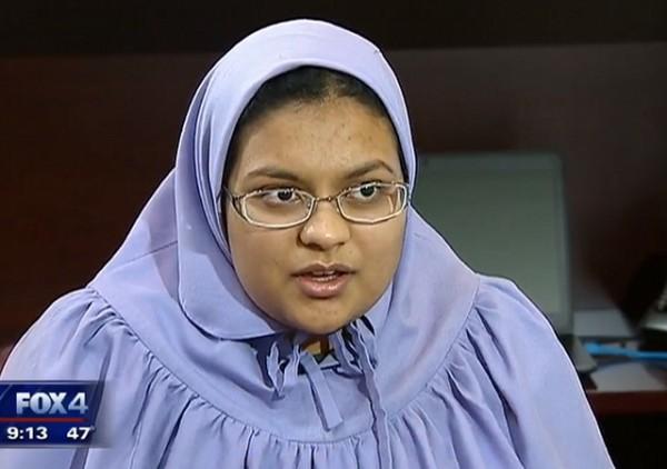 Muslim Valedictorian