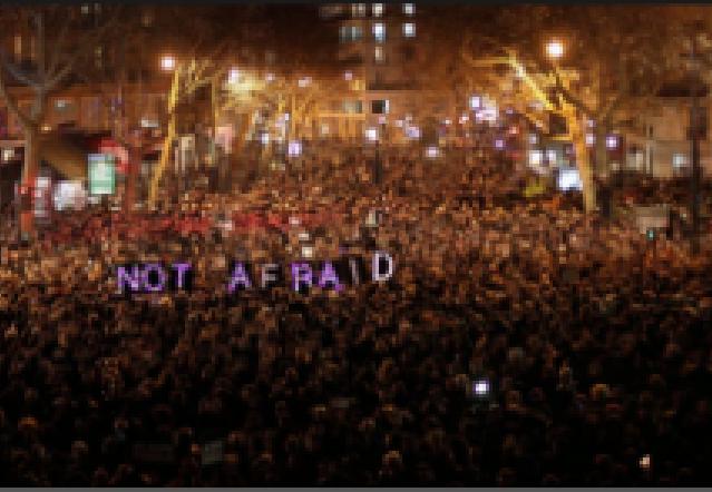 Paris rallies after Charlie Hebdo attack