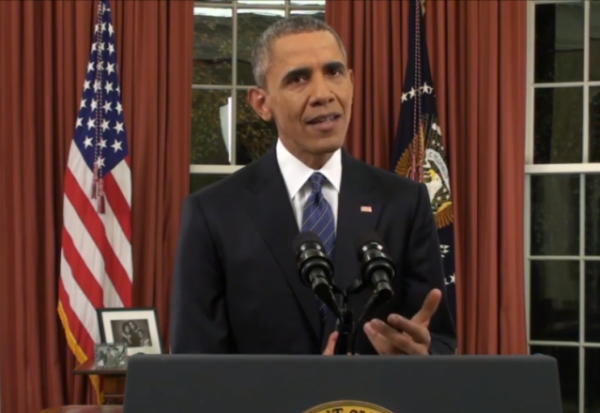 Obama Speech About San Bernardino