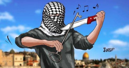 Palestinian Authority incitement