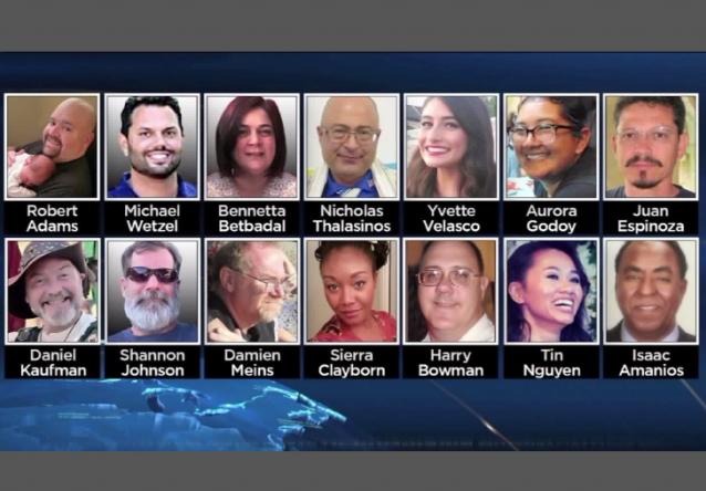 San Bernardino terror attack | honor the victims