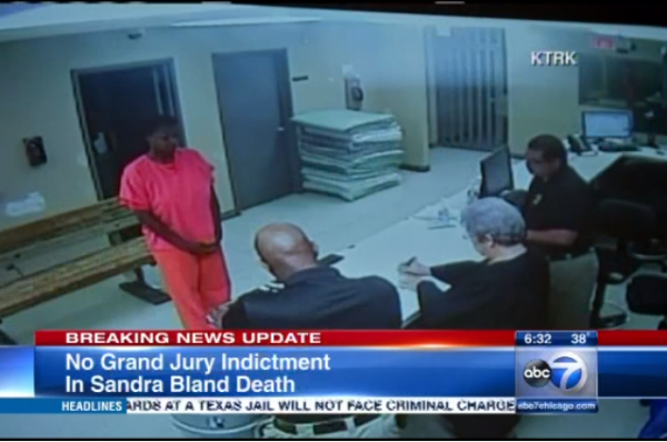 Sandra Bland No Indictment News