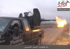 texan sues ford dealer plumber syrian extremists isis syria