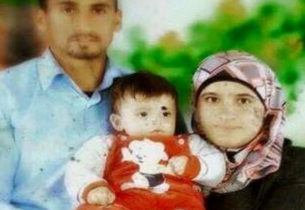 Dawabsha Family