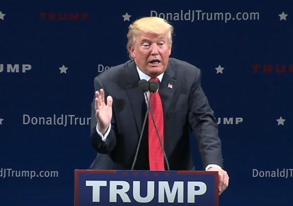 Donald Trump in VT