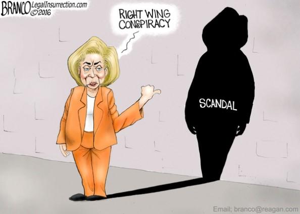 Hillary's Shadow