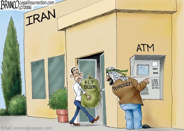1.7 Billion to Iran