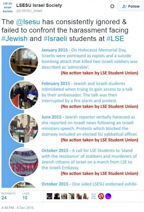 https://twitter.com/LSESU_Israel/status/674344755543830528