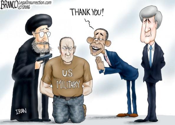 Iran Exploits U.S. Sailors
