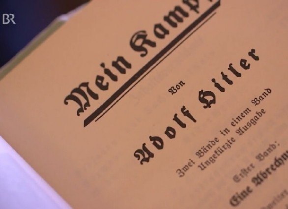 Reprint of Hitler's Mein Kampf in Germany