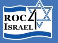 Roc4Israel logo