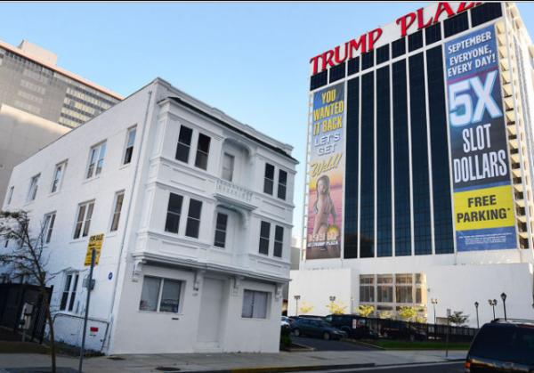Trump Eminent Domain House