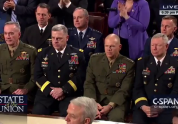 joint chiefs of staff climate change security