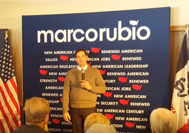 marco rubio faith atheist commander in chief pastor in chief catholic