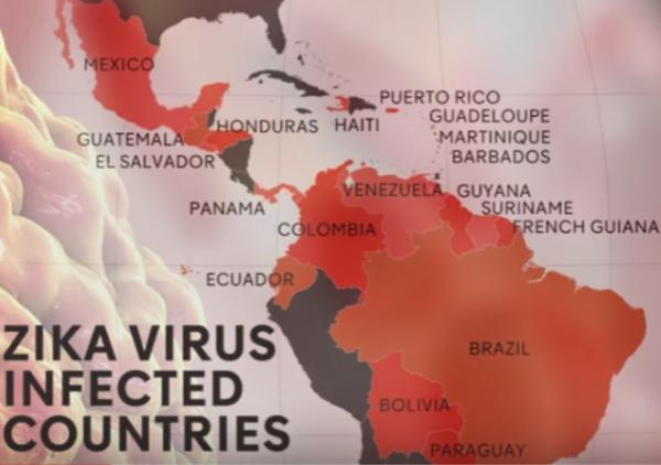 zika virus spread ebola virus