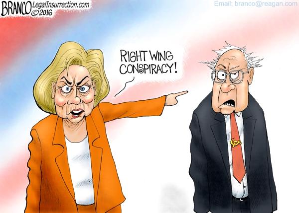Hillary Conspiracy Theory