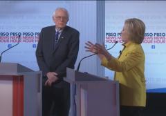 Democratic Debate 2-11-2016 Bernie Hillary