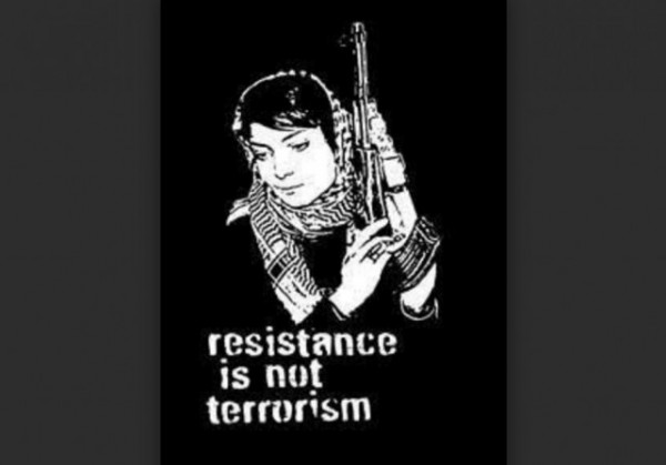 Existence is Resistance Leila Khalid shirt catalog w border