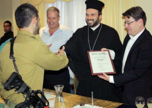 Father Gabrield Naddaf