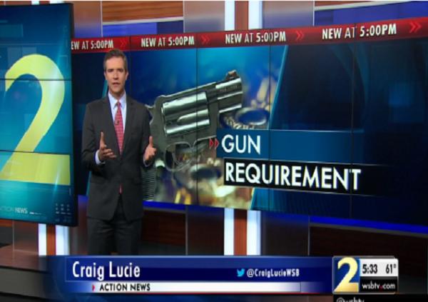 Gun requirement