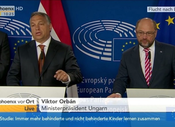 Hungary holds referendum on EU migrant quotas