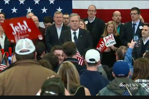 Jeb Bush NH Result Speech