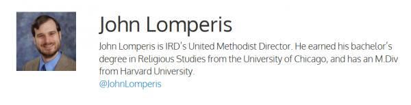 John Lomperis