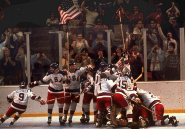 Miracle on Ice Hockey Olympics 1980