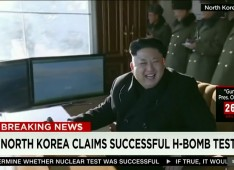 North Korea Nuclear Blackmail