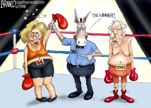 Hillary The Winner