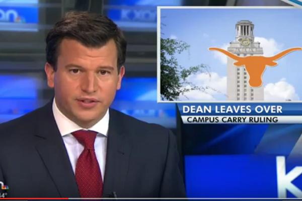 UT dean_campus carry