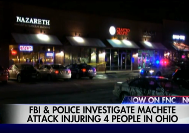 fbi investigates machete attack at israeli owned restaurant in columbus ohio terrorism mohammad berry somalia middle east isis