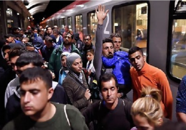 sweden immigration assimilation trouble migrant crisis isis syria