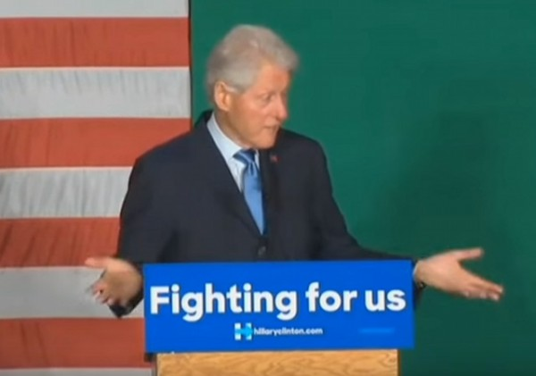 Bill Clinton Obama Legacy